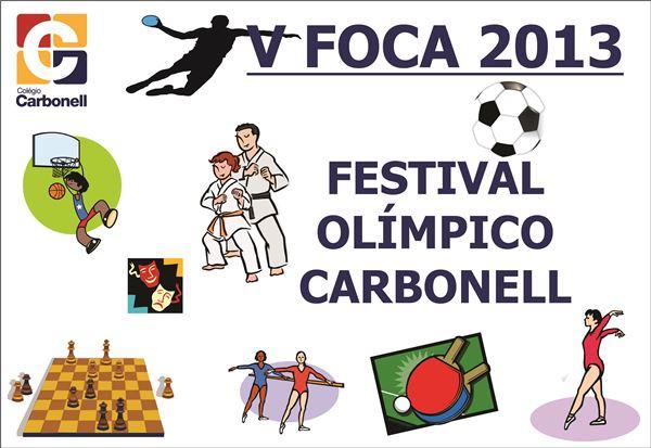 V FOCA – FESTIVAL OLÍMPICO CARBONELL