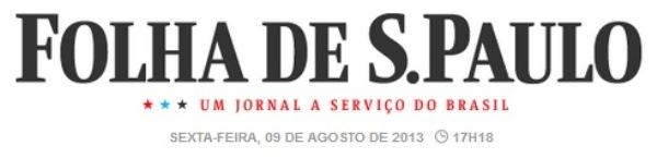 Carbonell no Jornal Folha de São Paulo