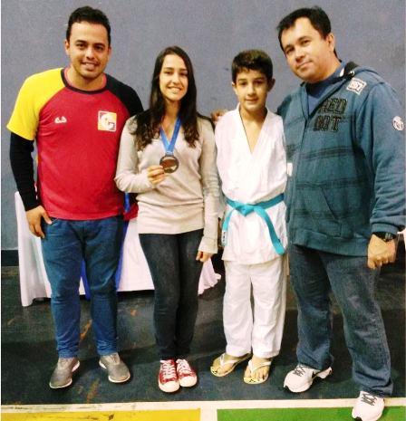 Medalha na Olimpíada Colegial Guarulhense!