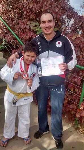 Judoca Campeão!
