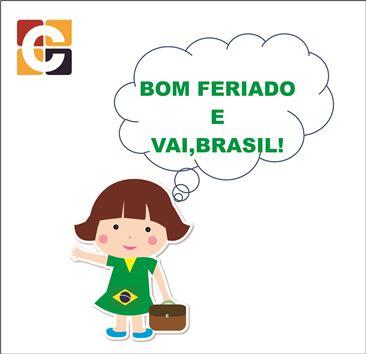 Jogo do Brasil e Feriado