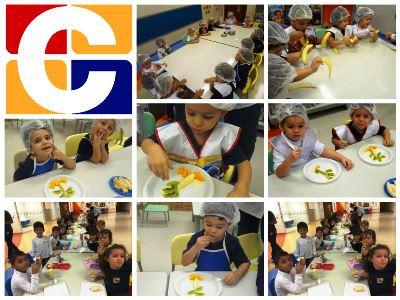 Release: Semana da Boa Alimentação no Colégio Carbonell