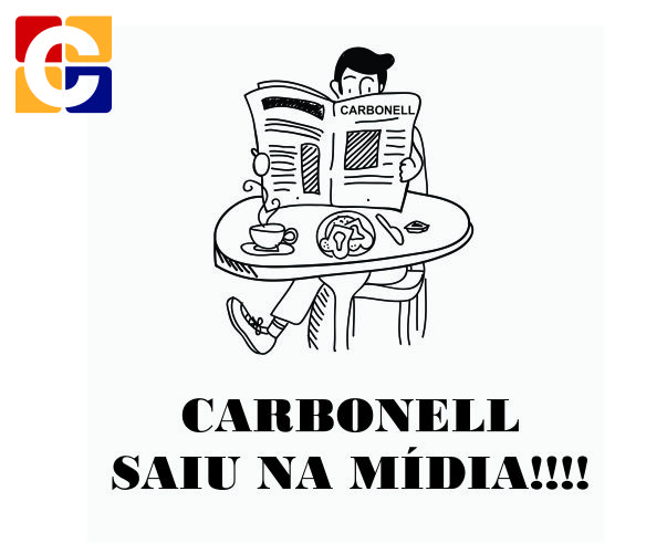 Carbonell na mídia!