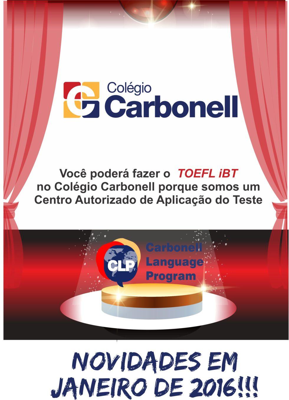 Centro Autorizado de Aplicação do TOEFL iBT