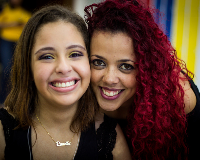 Modilha: aluna e professora organizam desfile de moda inclusiva