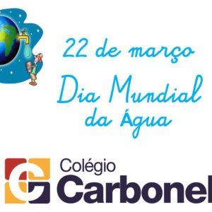 Turma do Integral no Dia Mundial da Água