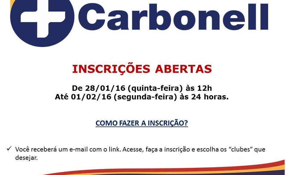 Programa Mais Carbonell!