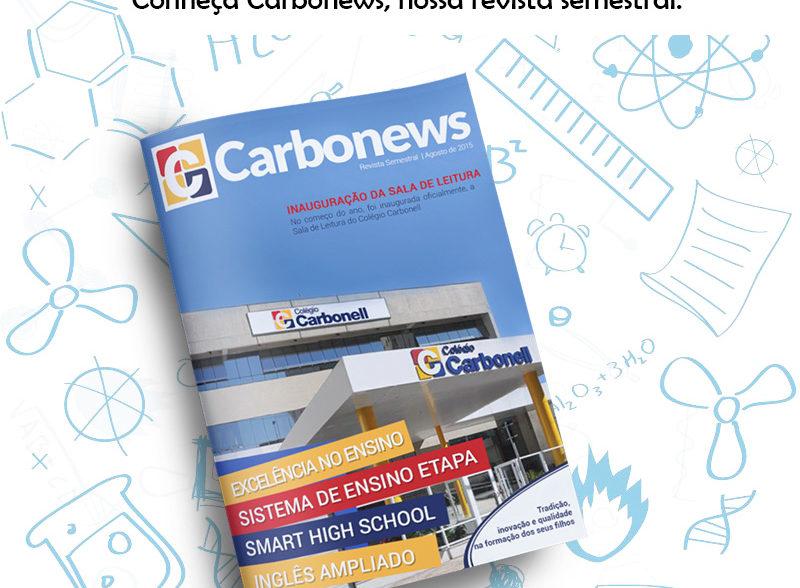 Revista Carbonews – 1º semestre de 2015
