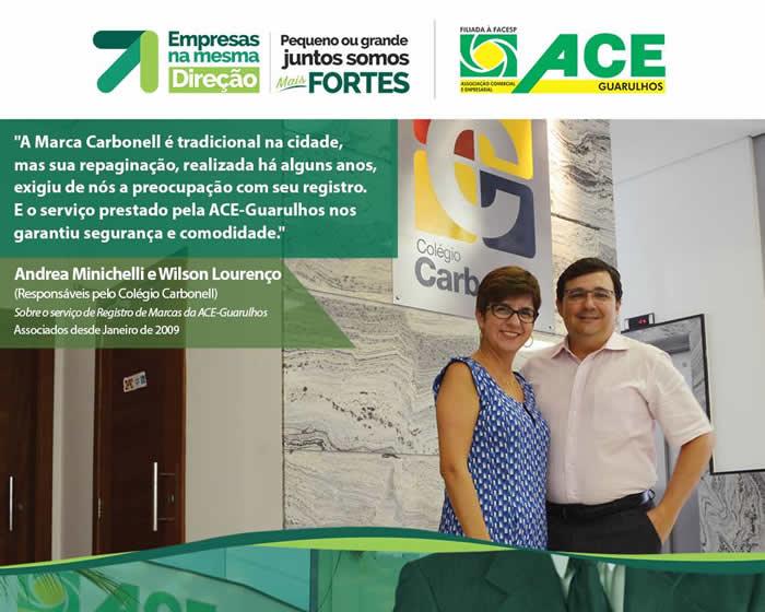 Parceria com ACE-Guarulhos garante sustentabilidade