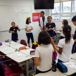 No Carbonell, treinamento para Olimpíadas de Matemática é inovador!