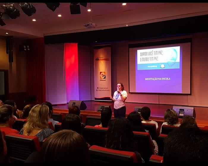 Meditação será pauta de atividades em 2017 no Carbonell