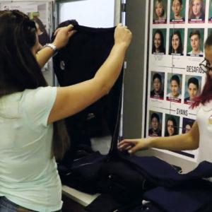 Jovens empreendedores sociais do Projeto Carbas organizam bazar beneficente