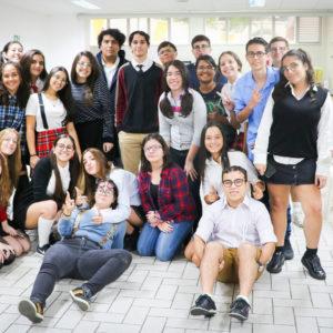 Boas-vindas: Terceirão inicia atividades em 2018 com festa temática