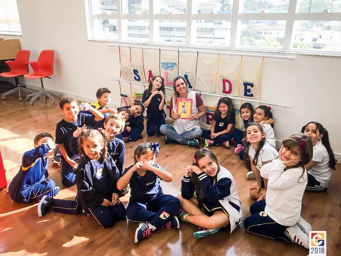 Sala de Leitura do Colégio Carbonell organiza exposição sobre Monteiro Lobato