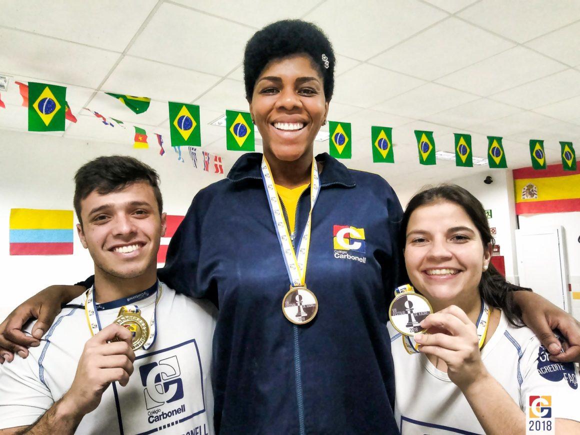Solidariedade é pauta no 8º Torneio de Xadrez do Colégio Carbonell