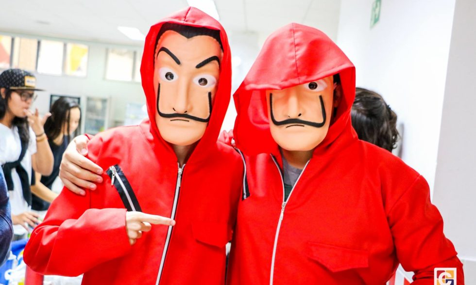 Dia dos Gêmeos: Terceirão curte mais uma sexta-feira temática
