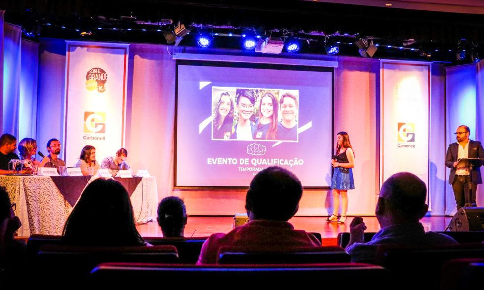 Jovens pesquisadores do Syans apresentam projetos de iniciação científica em evento de qualificação