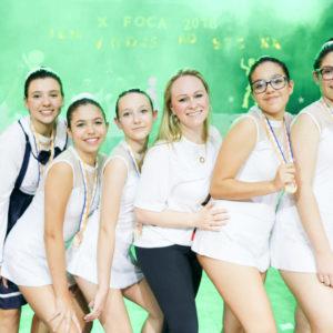 Em sua 10ª edição, Festival Olímpico Carbonell leva centenas a evento de abertura no Nosso Clube de Vila Galvão