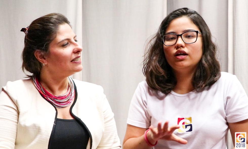 Em vídeo, mãe e estudante do Carbonell falam sobre como experiências de leitura ajudaram a família; assista