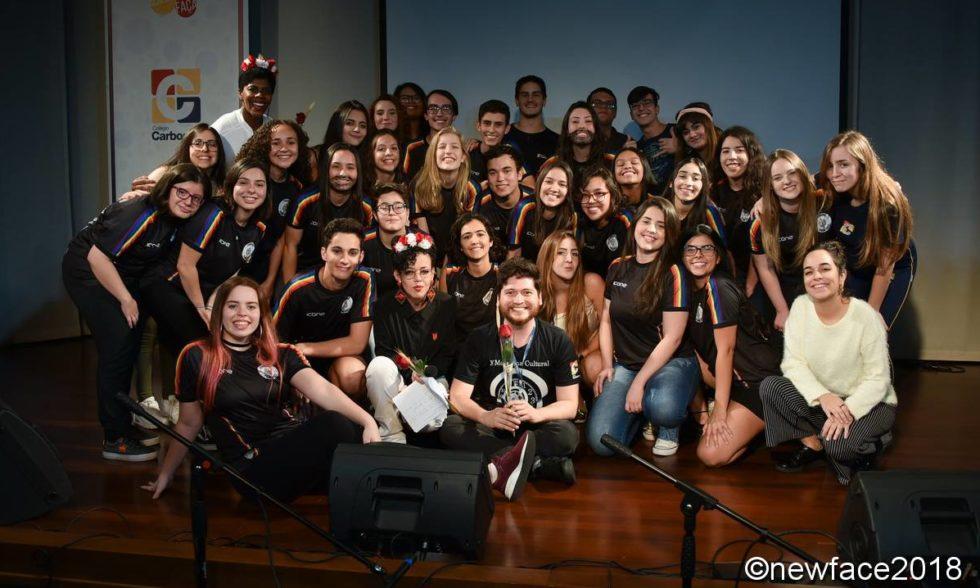 Momento de Arte e Cultura: estudantes do Ensino Médio e a #EquipeCarbonell dão show no palco