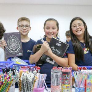 Projeto Poupar: estudantes do Ensino Fundamental curtem aula inovadora sobre educação financeira