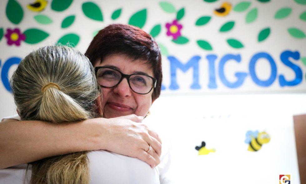 Novo Ensino Médio: Mantenedora Andrea Lourenço apresenta aos colaboradores um novo mundo de #nPossibilidades