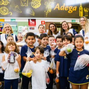 Visita ao Eco HortiFruti: alunos do Integral vão às compras em favor de uma alimentação saudável (parte1)