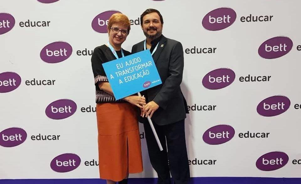 Equipe Carbonell participa da Bett Brasil Educar, um dos maiores eventos sobre Educação do país