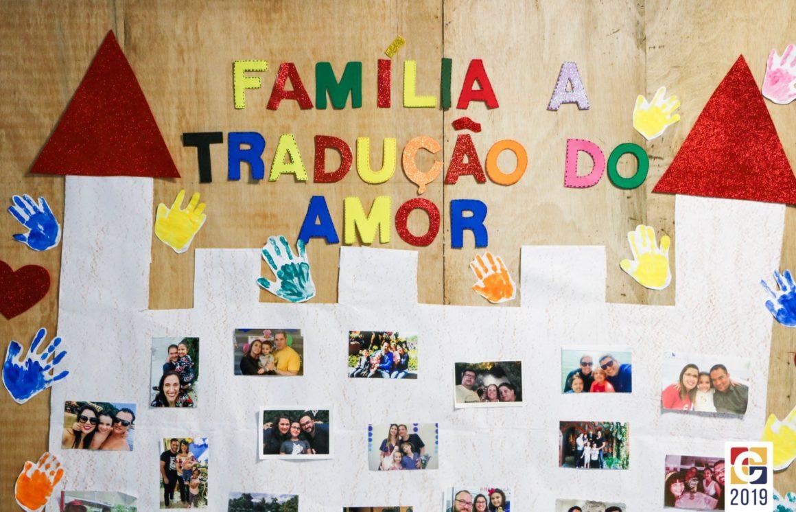 Homenagem ao Dia Internacional da Família: Integral produz mural de fotos traduzindo o que é o amor