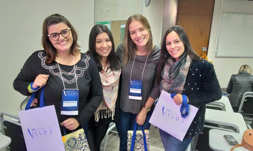 Capacitação: Professoras participam de mais uma edição do Congresso ICLOC
