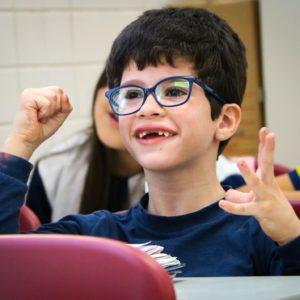 Jornal Carbonell: crianças de 2º ano do Ensino Fundamental entrevistam Mantenedora Andrea Lourenço