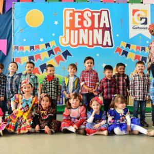 Um sucesso! Festa Junina 2019 leva mais de mil visitantes do Colégio Carbonell ao CENHA, do Tatuapé