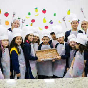 Inovação: projeto do Integral promove atividades para que crianças se familiarizem com novas profissões