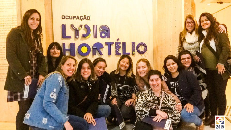 Capacitação: equipe da Educação Infantil visita  45ª Ocupação Itaú Cultural em homenagem à educadora Lydia Hortélio