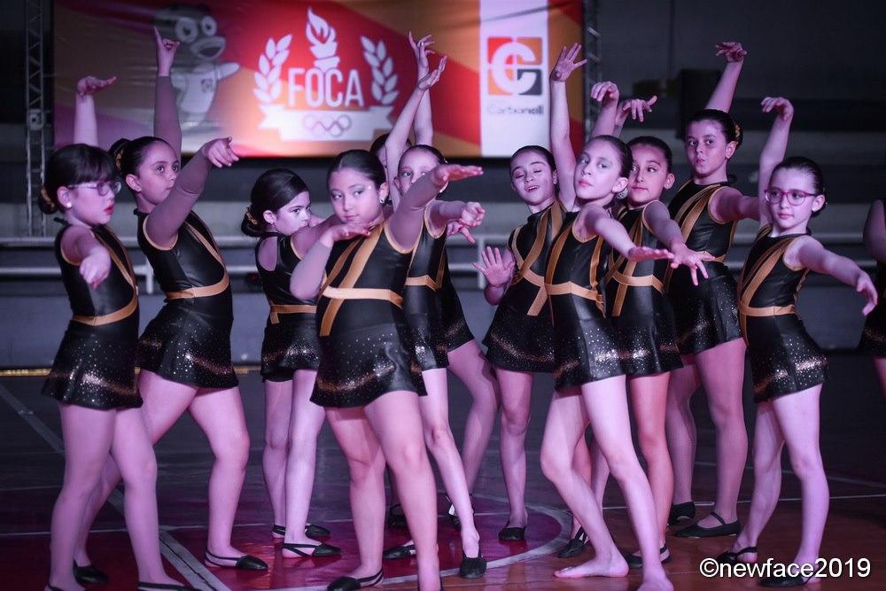 Encerramento do XI Festival Olímpico Carbonell (FOCA) foi marcado por espetáculos de dança, música e ginástica