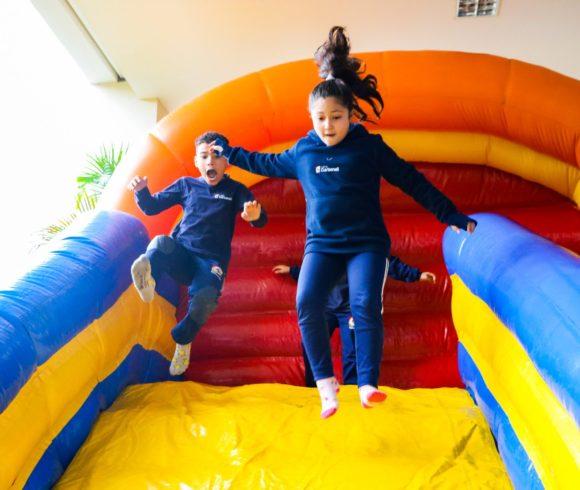 Semana das Crianças: em alguns dos dias mais alegres do ano, dezenas de atividades movimentam o Carbonell