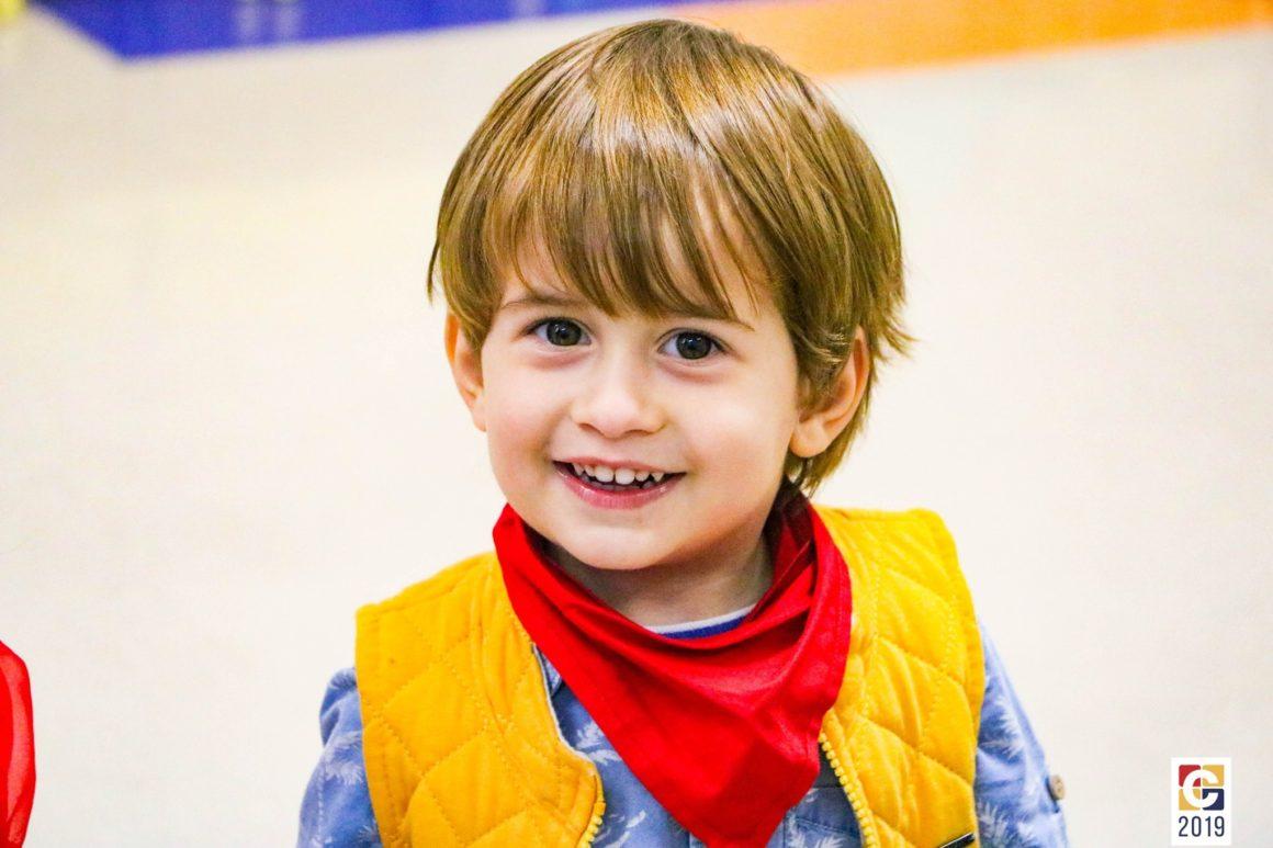 Com uma programação agitada e repleta de atividades, Semana das Crianças foi um sucesso no Carbonell