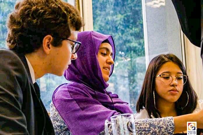 Carbonell United Nations: estudantes do Ensino Médio participam de simulações na edição 2019 do Cenários PUC