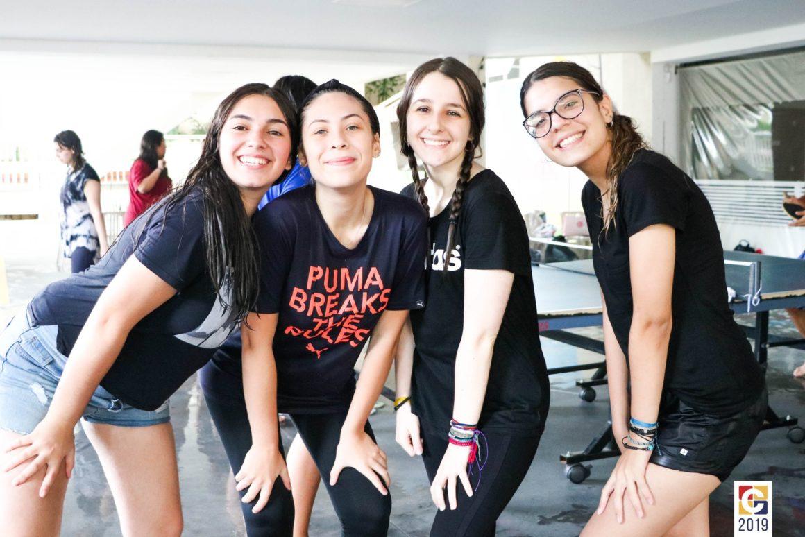 Integração, amizade e diversão: estudantes do Ensino Médio curtem manhã descontraída no Colégio Carbonell