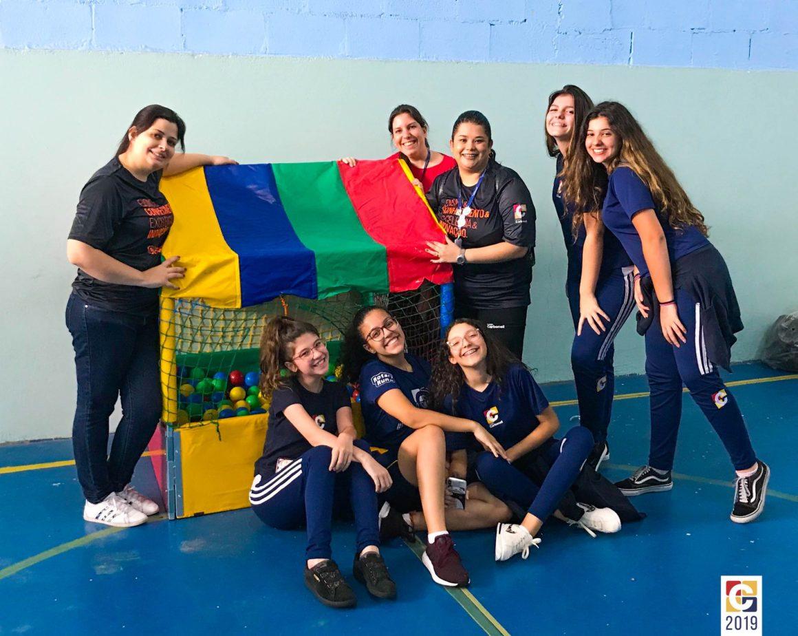 Capitaneado por estudantes do Colégio Carbonell, Projeto Carbas faz doação de brinquedos a creche em Guarulhos