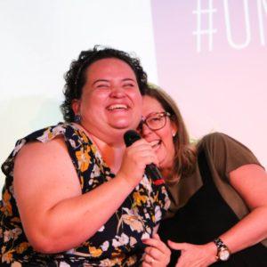2020: Professores retornam ao Carbonell em grande estilo, num evento marcado por palestra de ex-aluna