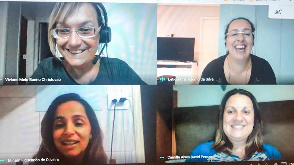 Confiança, respeito e parceria: Colégio Carbonell segue em frente com atividades em plataformas digitais