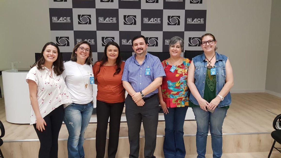 Mantenedor e colaboradores do Colégio Carbonell visitam ACE-Guarulhos para debate sobre o autismo nas escolas