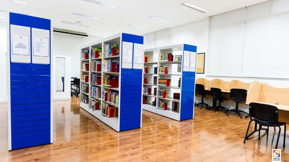 Indicadores da Sala de Leitura reafirmam: interação com livros no Colégio Carbonell vem aumentando