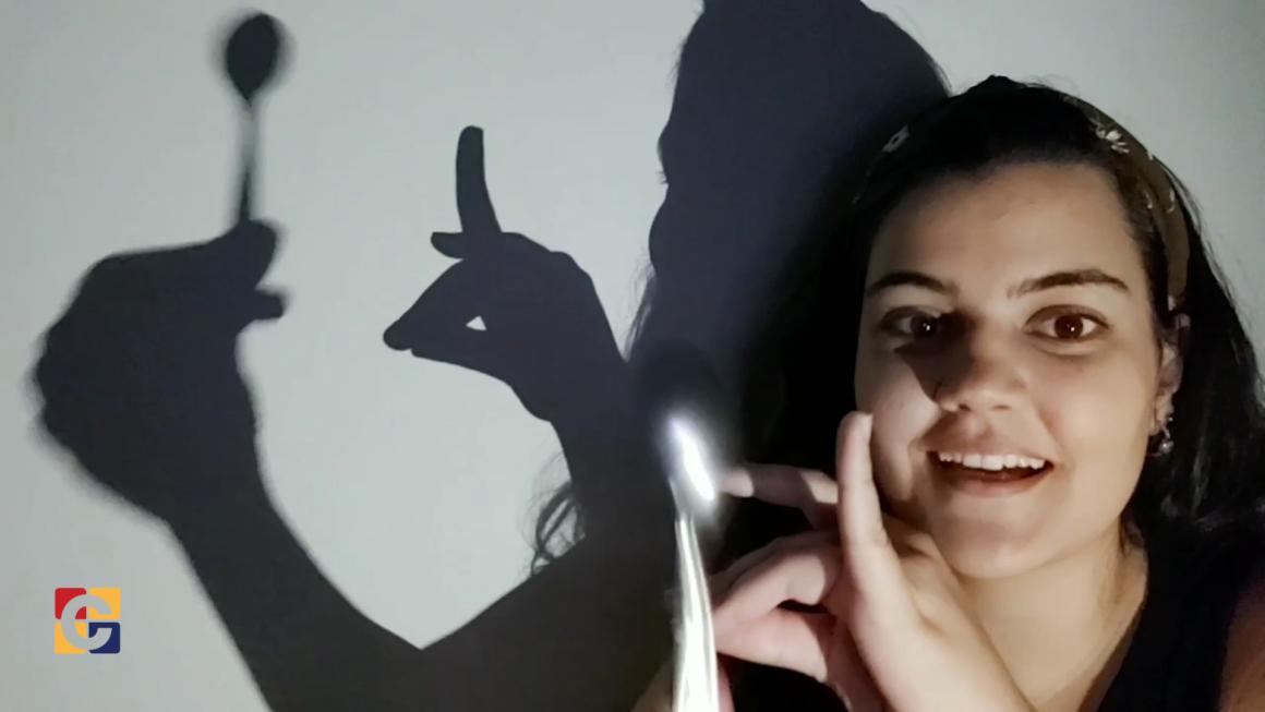 Teatro das Sombras: vídeo protagonizado por Professoras é uma verdadeira aula sobre como se divertir em casa