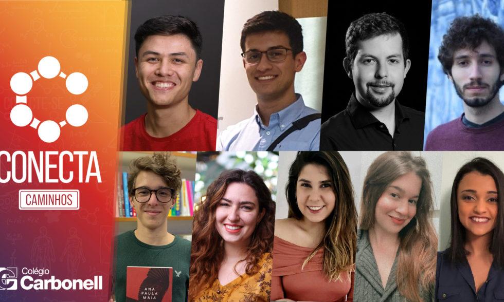 Histórico: primeira edição do Conecta Caminhos encanta jovens do Ensino Fundamental 2 e Médio