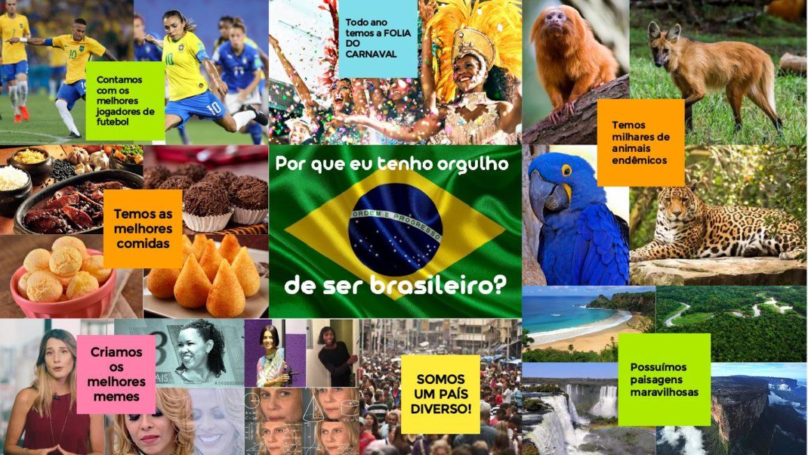 """""""Por que eu tenho orgulho de ser brasileiro?"""": no Dia da Independência, veja o que crianças responderam"""