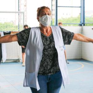 Semana de Acolhimento do Ensino Fundamental teve brincadeira, música e até dança grega.