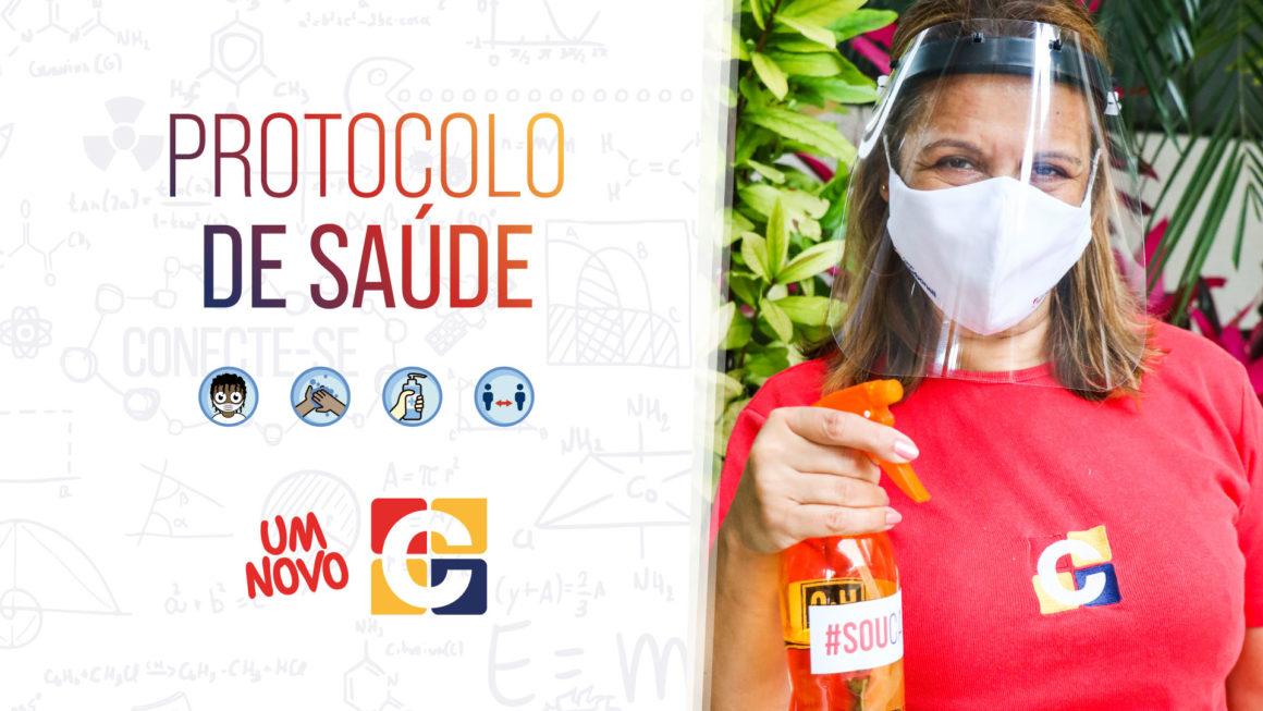 Protocolo de Saúde: documento que guia Colégio Carbonell na retomada é atualizado por equipe de gestores.
