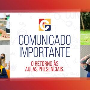 Colégio Carbonell se posiciona acerca de suspensão de liminar do TJ/SP e confirma retorno das aulas presenciais.